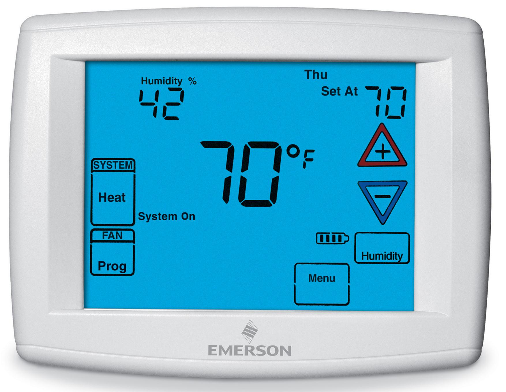 How To Pick The Best Devices To Pair With Your Amazon Echo in addition Fixmyownac further 1f860471 16 as well 160648395595 further Programmable universal thermostats. on emerson programmable thermostat